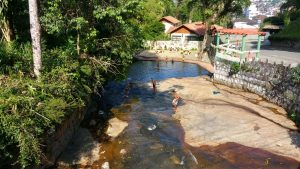 Cascata dos Amores em Teresópolis