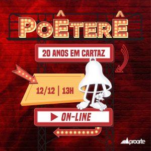 XX Festival PoÊTerÊ 2020 Teresópolis