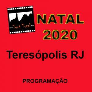Natal 2020 em Teresópolis