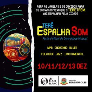 Terê Espalha Som