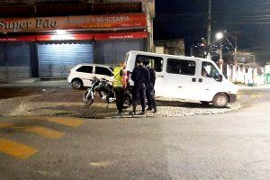 Operação 'Moto Legal' em Teresópolis