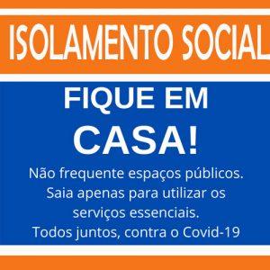 Teresópolis atinge cerca de 50% no Índice de Isolamento Social