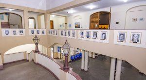 Galeria de ex-prefeitos de Teresópolis é revitalizada pela Secretaria de Cultura