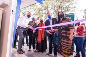 Inauguração do Posto Avançado de Apoio à Mulher na Rodoviária