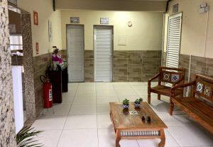 1 Área de convivência - Reinserção de ex-dependentes químicos ao mercado de trabalho em Teresópolis
