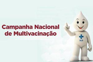 Teresópolis inicia Campanha Nacional de Multivacinação em crianças e adolescentes até 15 anos