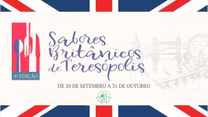 Festival 'Sabores Britânicos' movimenta turismo em Teresópolis