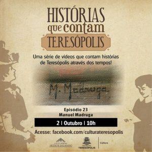 """""""Histórias que contam Teresópolis"""""""