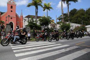 Petrópolis vai receber moto romaria de Nossa Senhora Aparecida