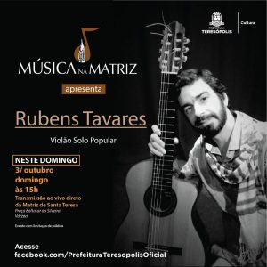 Música na Matriz em Teresópolis